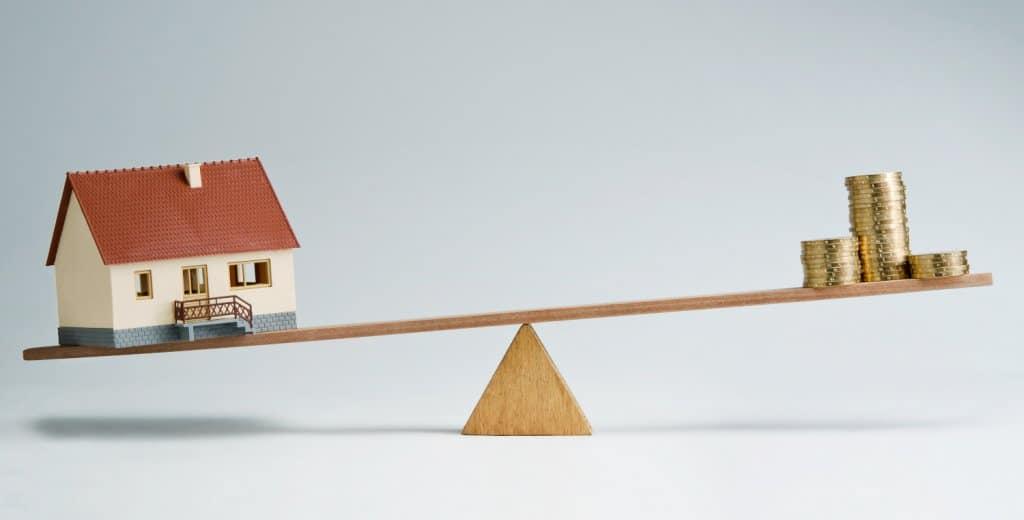 משכון דירה לצורך הלוואה