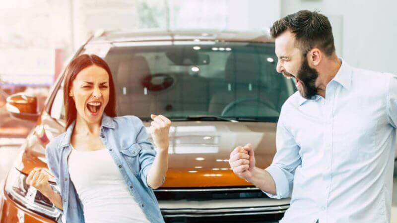 100 אחוז מימון לרכב חדש