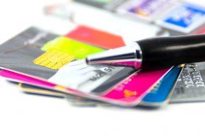 הלוואות והחזרים בכרטיס אשראי